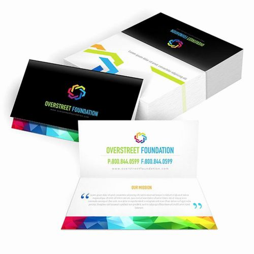 30 Inspirational Bi Fold Card Template Pics