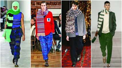 STYLE HUNTER: The Harry Potter scarf