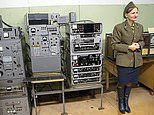 Inside a former top secret Cold War bunker in the heart of Latvia that is truly chilling