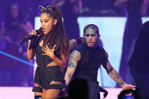 Here's Why Ariana Grande Has Been Hanging Out with Her Ex-Boyfriends