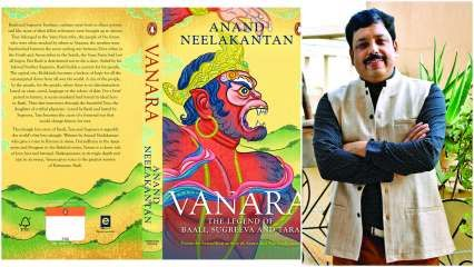 'I found another epic hidden in the Ramayana': Author Anand Neelakantan
