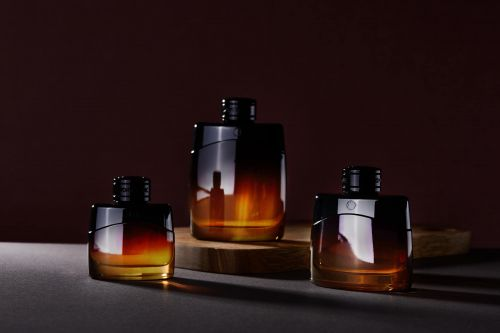 The Montblanc Legend Night fragrance exudes a new sense of mystery