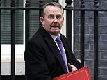 Liam Fox's trade department has failed to replicate 40 of the EU's trade deals in time for exit day