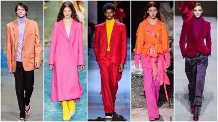 Style Hunter: Colour blocking emerges to be a key trend at New York Fashion Week