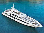 Stunning £33m Heesen superyacht comes with a Scandi-chic interior and a fold-out swim platform