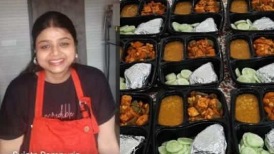 Covid Hero from Kolkata: Home-chef cooks free meals for patients