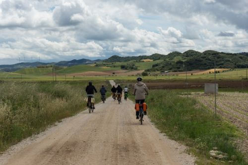 Surviving My First Bike Tour in Basque Country