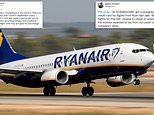 Ryanair passengers accuse airline of 'blackmail' after being BANNED from flying over refund row