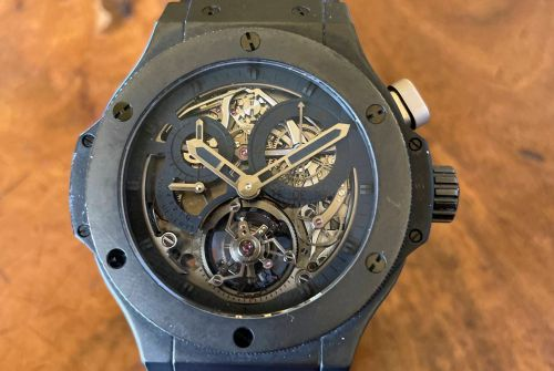 Watches Enter NFT Space with Digital Edition of Famed Biver Hublot