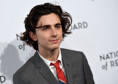 Timothée Chalamet is just the latest actor who won't work with Woody Allen