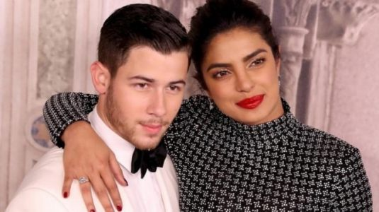 What are Priyanka and Nick wearing for their Christian wedding ceremony?