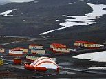 The Antarctic settlement where having an appendix is BANNED