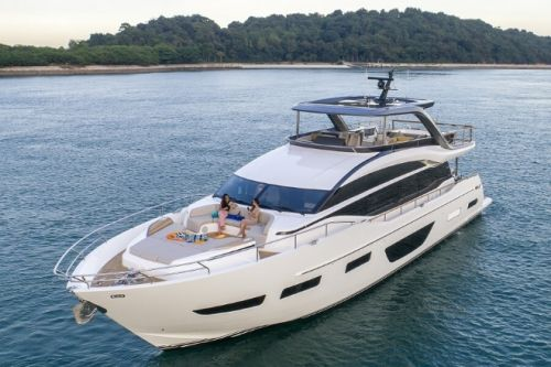 Princess Yachts in High Demand in South-East Asia