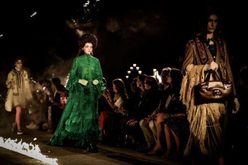 Watch the Gucci Runway Show Live