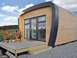 Is this the UK's most remote eco-home? Unique 'pod' on Isle of Skye available for £30 per night