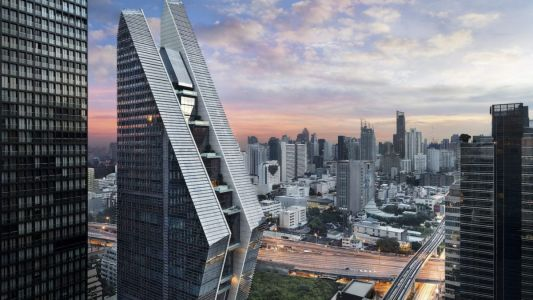 Take a look inside the Rosewood Bangkok, opening this March