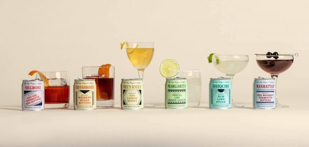 4 Undeniable Reasons These Canned Cocktails Are Superior
