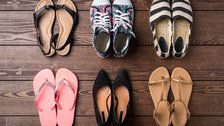The Reviewer-Loved Platform Sandal Zappos Can't Keep In Stock This Summer