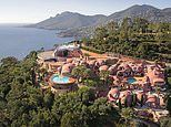 Pierre Cardin's wacky £300m Bubble Palace hits the market again