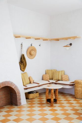 A Designer's Holiday Home In Mexico