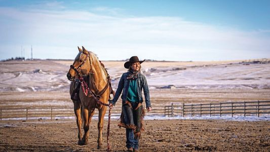 Heartland's Amber Marshall On What Makes The Show's Devoted Fans Tick