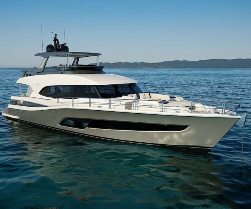 The Riviera 78: Personalisation at Its Best For This New Flagship Yacht