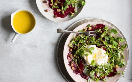 What to cook in summer: the best salads, noodles and chilled soup recipes