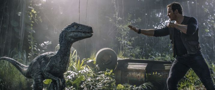 7 absurd scenes from 'Jurassic World: Fallen Kingdom' (and we have no problem with the dinosaurs)