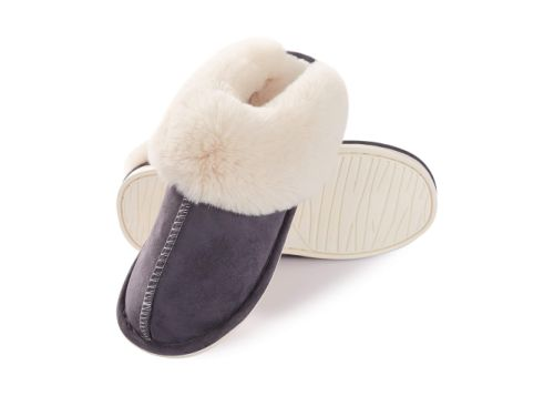 We Just Found The Best Ugg Slippers Dupe & They're Just $20 At Amazon