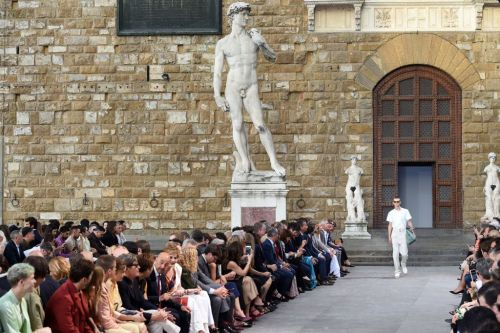 Watch the Salvatore Ferragamo Runway Show Live