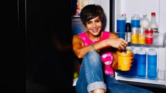 Mandira Bedi wants you to do something today that makes you happy. See her new post