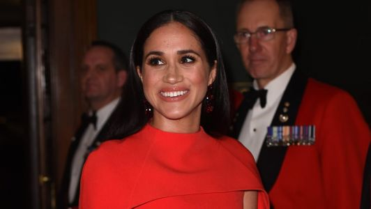 Meghan Markle Wore a Thing: Carolina Herrera Resort 2021 Edition