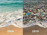 10 year challenge: How the face of our planet has changed in a decade