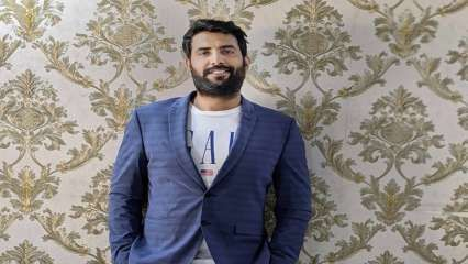 Irfan Siddique enjoys the duality of his life as a successful lifestyle and travel blogger