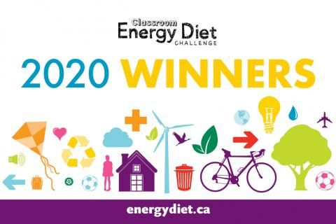 Announcing the winners of the 2020 Classroom Energy Diet Challenge