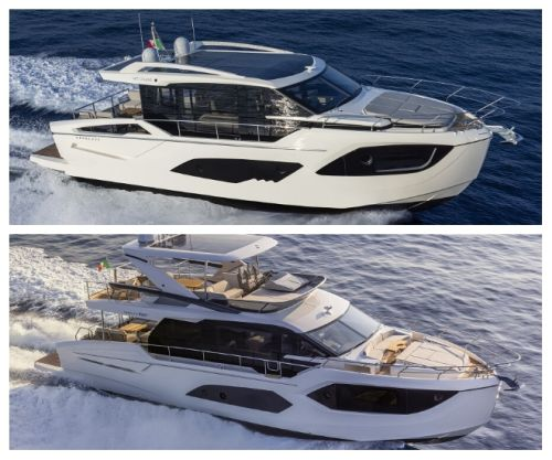 Absolute Yachts to Debut 48 Coupé and 60 Fly in the US