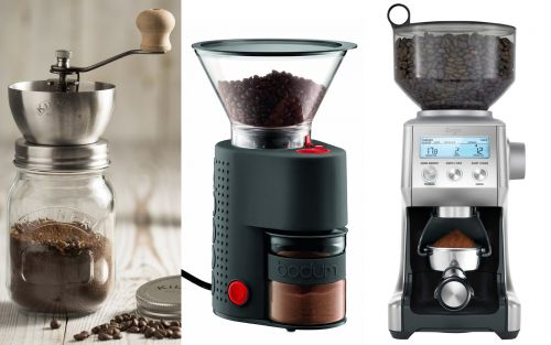 The best coffee grinders - and why you should always buy a burr over a blade