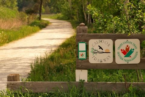 Trans Canada Trail and AccessNow unite: New partnership creates greater accessibility