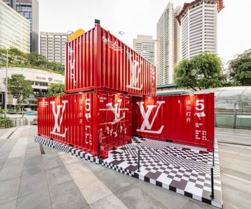 Hailing From Paris, The Louis Vuitton Spring Summer 2021 Collection Has Arrived In Singapore