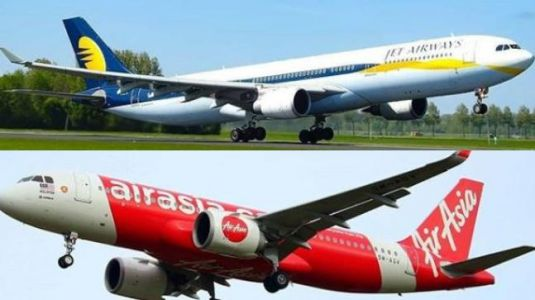 Jet Airways vs Air Asia monsoon sale: Who is offering what on tickets