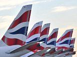 BA offer free food and drink from London City Airport despite scrapping it on other routes