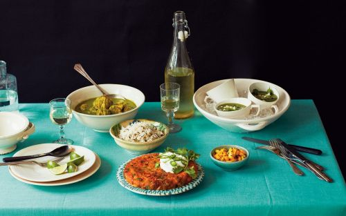 How to cook well and feed the family on holiday