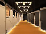 Washington Dulles International Airport set to open nap pods