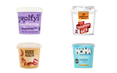 Instant porridge pots, tried and tested