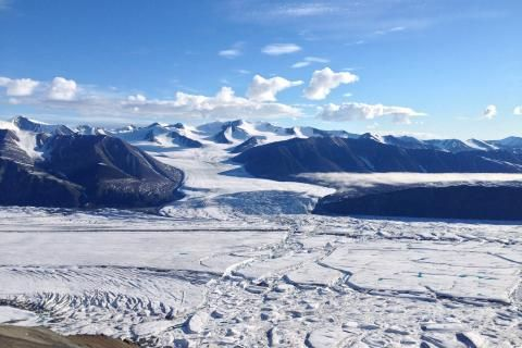 Glaciers in the Canadian High Arctic are melting at an unprecedented rate