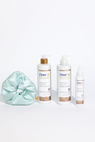 Brother Vellies Is Launching Its First Hair Accessories In A Cute Collab With Dove