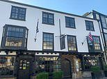 A review of The Highway Inn, Burford, Oxfordshire