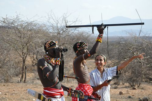 """Shivani Bhalla: """"The most important word is conservationist."""""""
