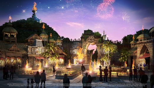 """All You Need to Know About Mexico's Upcoming Dream Parks, """"VidantaWorld"""""""