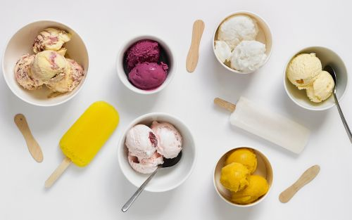Record-breaking ice cream sales mean scorching new flavours- and here's how to serve them at home